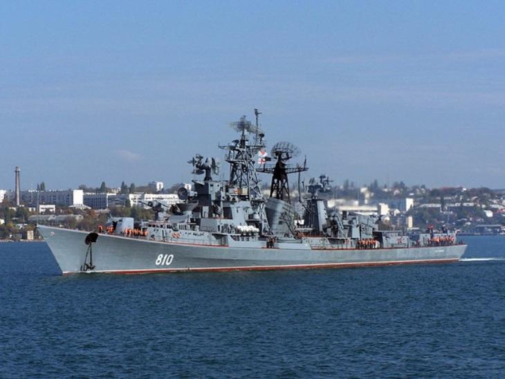 Самые грозные корабли российского флота: 23 фото