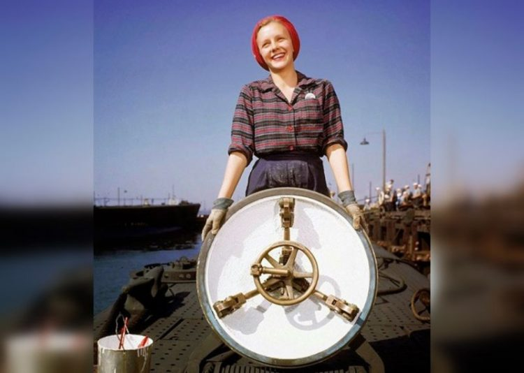 Редкие фото времен Второй мировой: 50 фотонаходок