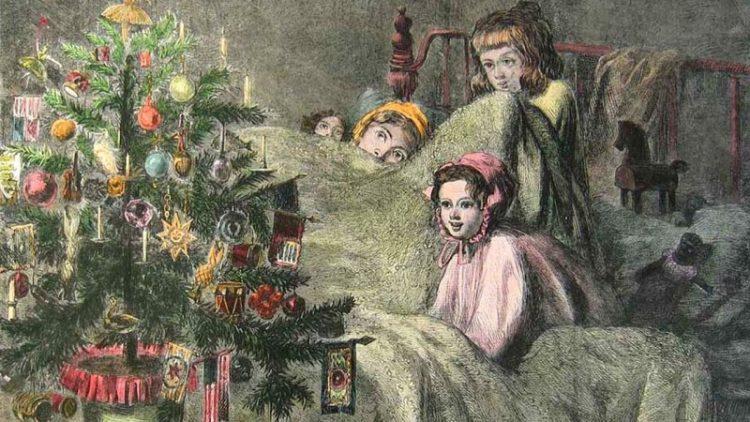Откуда взялась традиция наряжать елку на Новый год?