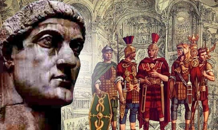 Как языческий Рим превратили в центр христианства