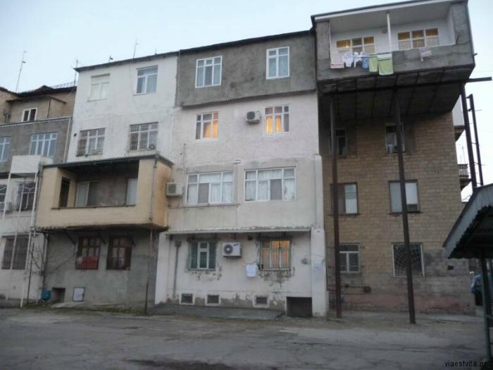 смешные балконы