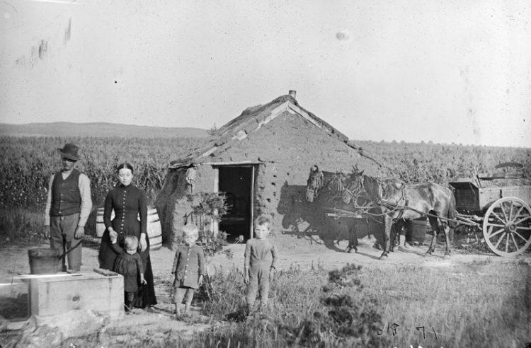 Nebraska 1886