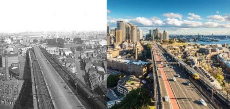 Фото великих городов сквозь время, которые изменят ваш взгляд на историю