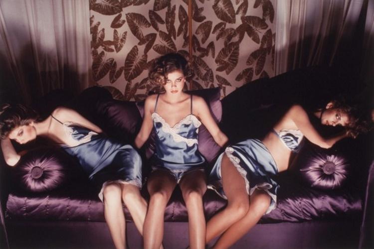 Модные фото девушек прошлого века