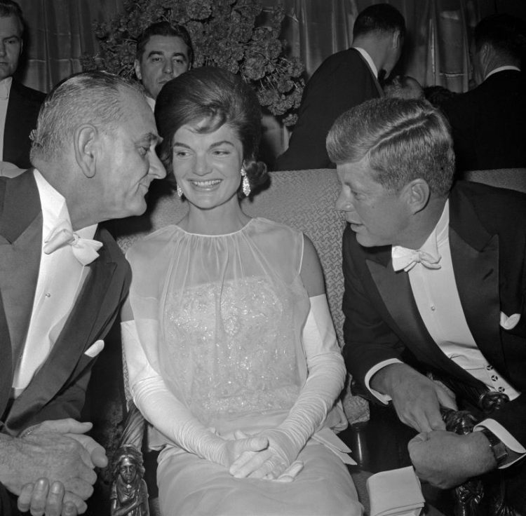 Жаклин Кеннеди первая леди США