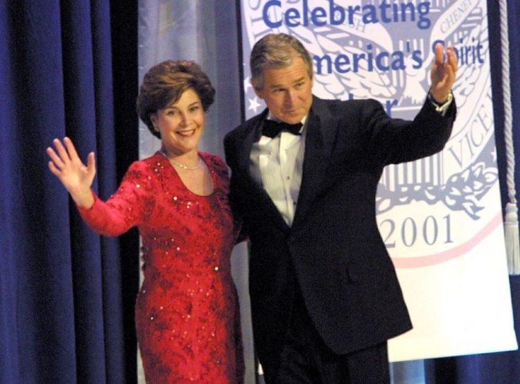 Лора Буш первая леди США