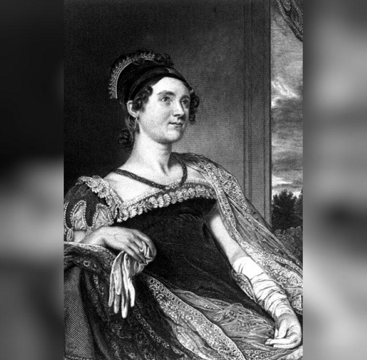 Луиза Адамс первая леди США