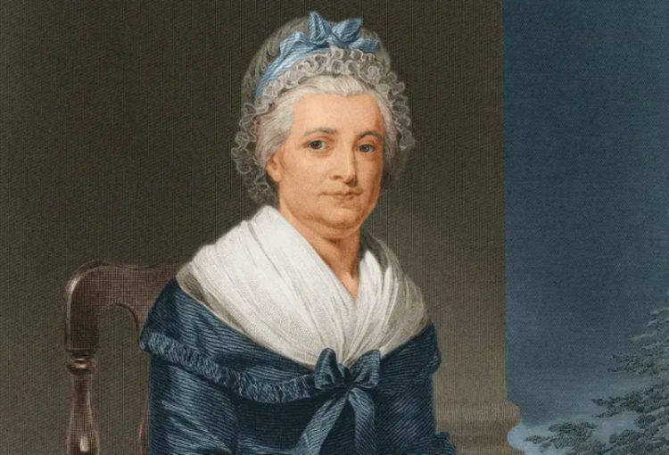 Марта Вашингтон первая леди США