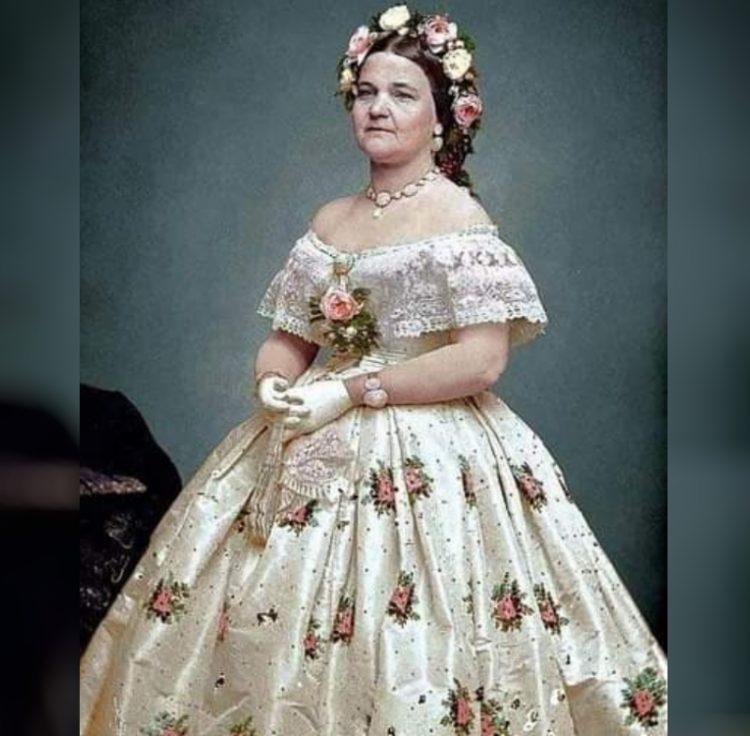 Мэри Тодд Линкольн первая леди США