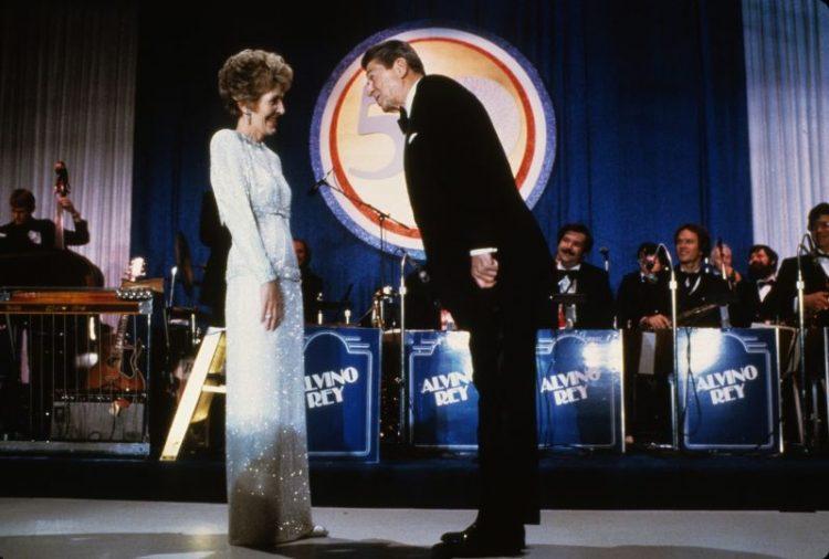Нэнси Рейган первая леди США