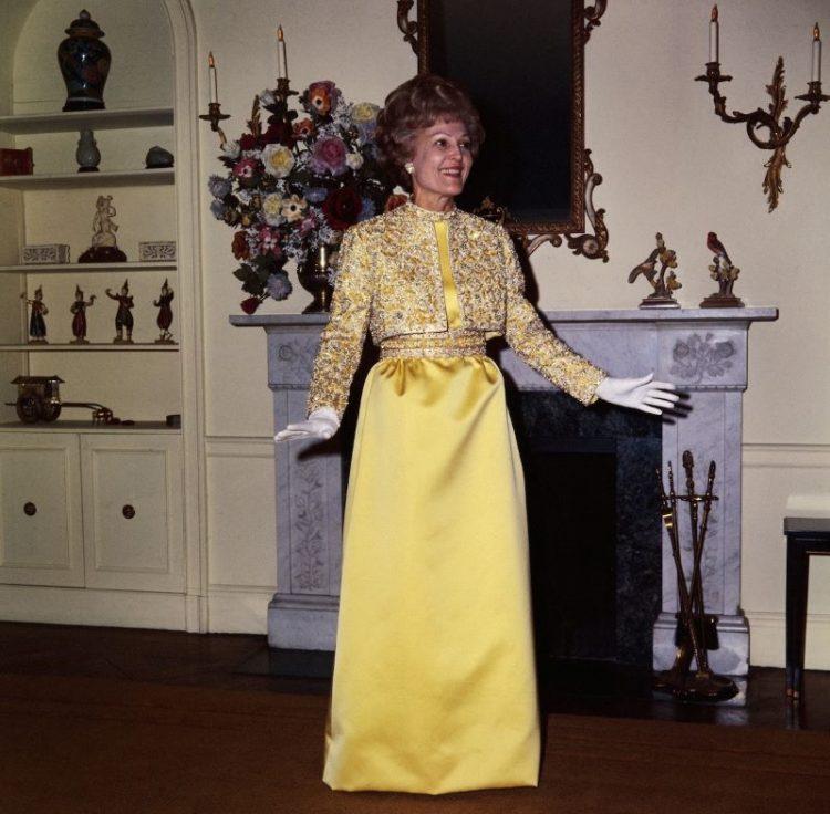 Пэт Никсон первая леди США