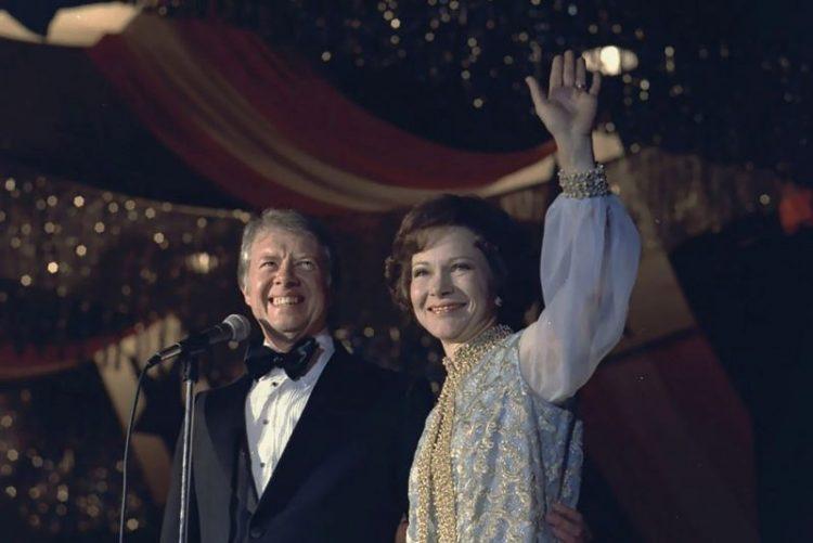 Розалин Картер первая леди США