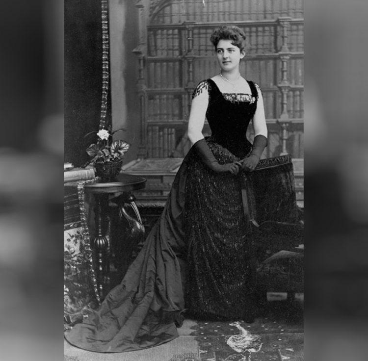 Фрэнсис Кливленд первая леди США
