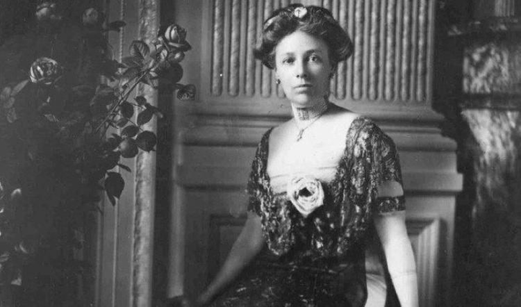 Хелен Херрон Тафт первая леди США