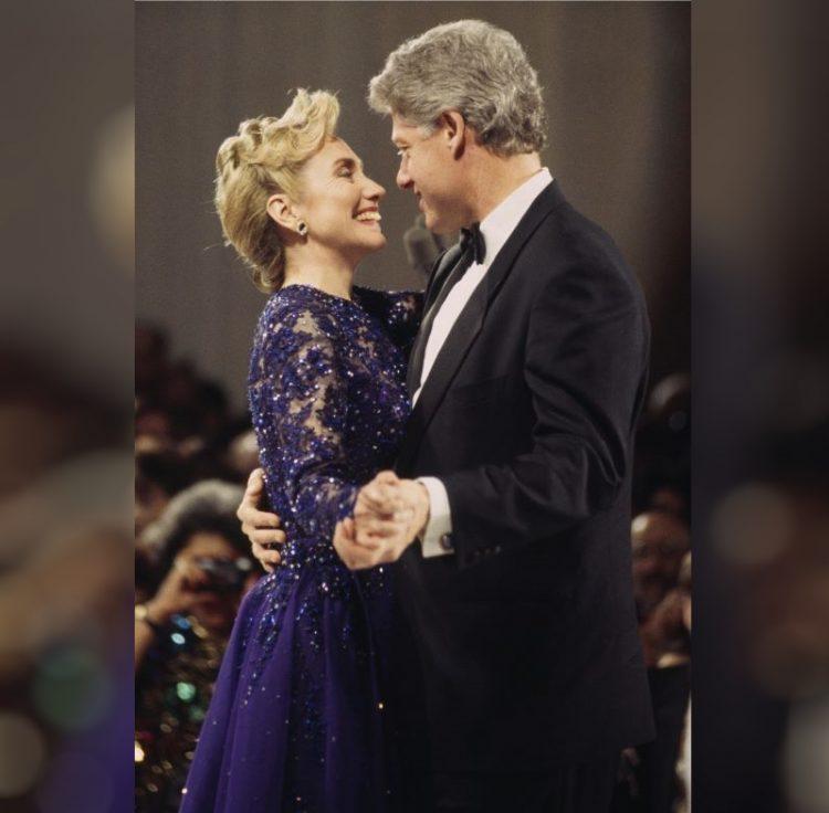 Хиллари Клинтон первая леди США
