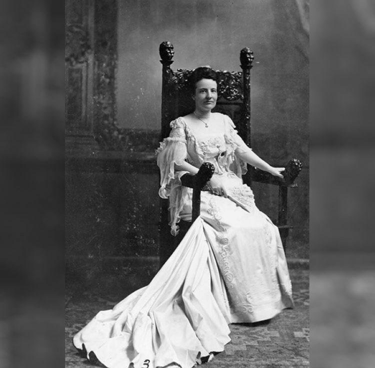 Эдит Рузвельт первая леди США
