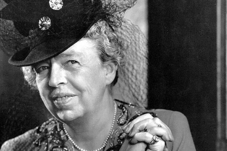 Элеонора Рузвельт первая леди США