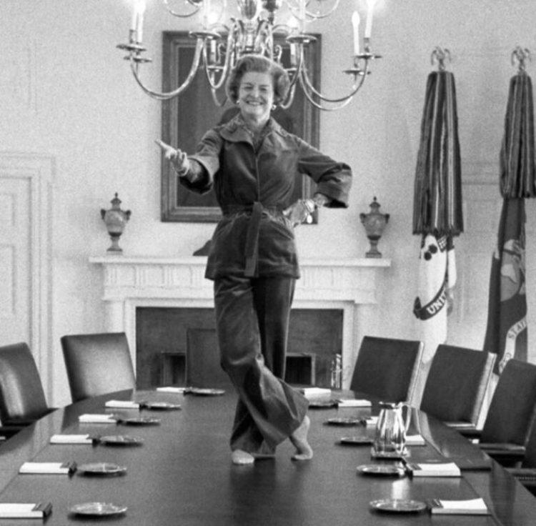 Бетти Форд первая леди США