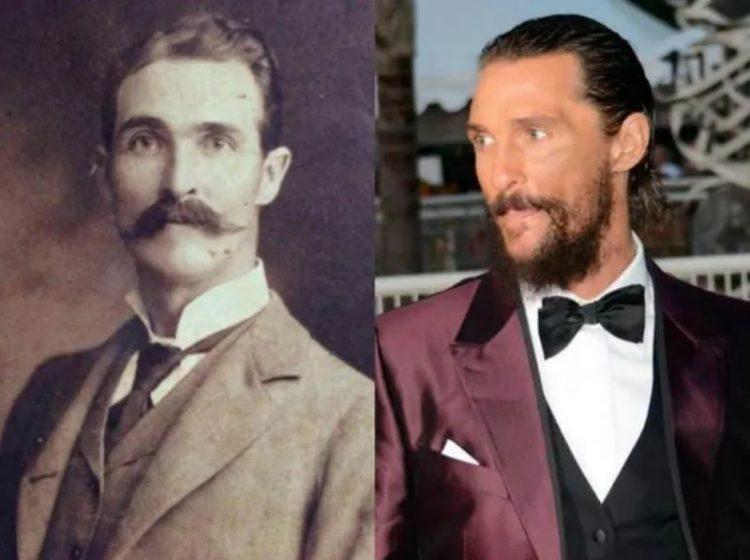 Dr. Andrew Sanders_Matthew McConaughey