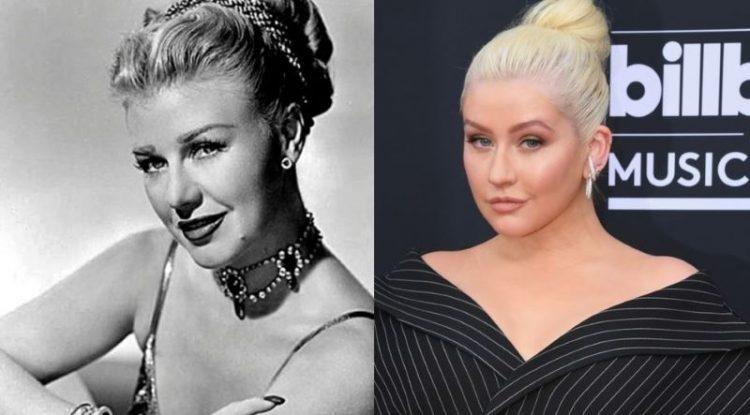 Ginger Rogers_Christina Aguilera