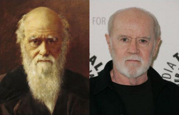 Charles Darwin_George Carlin