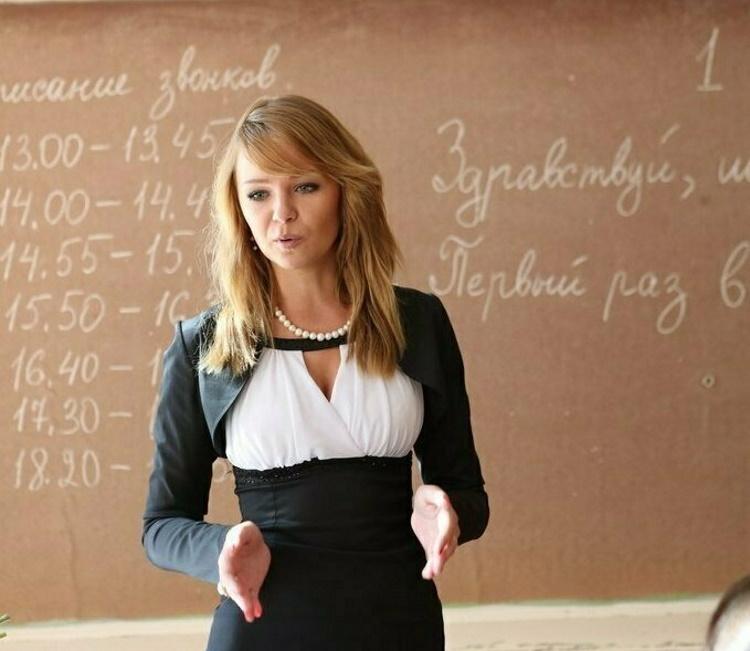 Молодые учительницы и практикантки, уроки которых не прогуливают
